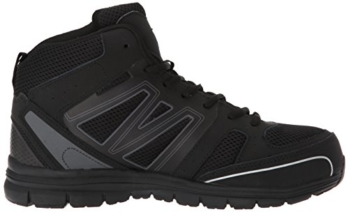 best store to get online Wolverine Women's Nimble FX Waterproof Steel-Toe Athletic Construction Boot Black free shipping top quality clearance new arrival for sale yGyO2