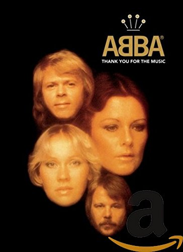 CD : ABBA - Thank You For The Music (Germany - Import, 4 Disc)