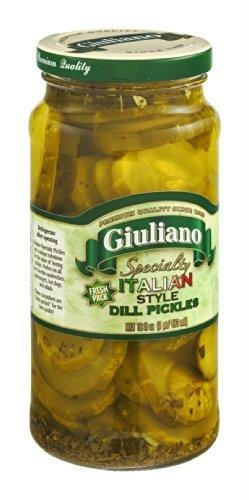 Giuliano Pickle Dill Ital Style