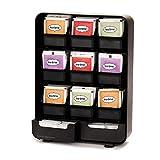 Mind Reader 9 Removable Drawers Tea Bag holder and