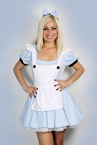 Sexy Halloween mujer Alicia en el país de las maravillas disfraz ...