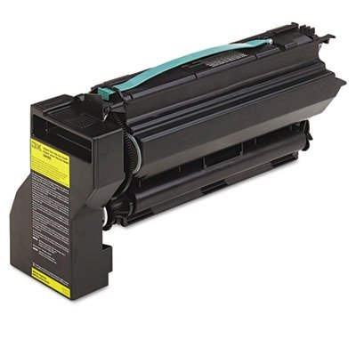 New-InfoPrint Solutions Company 39V1922 - 39V1922 High-Yield Toner, 10000 Page-Yield, Yellow - IFP39V1922