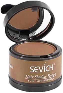 serliyHaarpuder, Volumizing Powder, Root Cover Up und Volumizing Powder Hairline Shadow Cover Up Haarfüller für dünner werdendes Haar