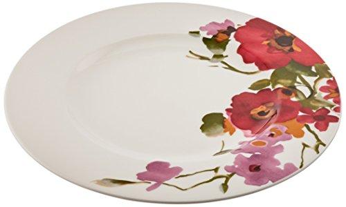 Mikasa Garden Palette Bouquet Dinner, 11.5-Inch