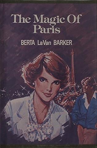 book cover of Magic of Paris