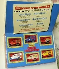 Matchbox Circus Comes To Town -- Rare 6 Pack // New & Sealed! by Matchbox: Amazon.es: Juguetes y juegos
