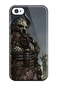 High Quality MSnmfQX1483zNHxF Viking Warriors Video Game Tpu Case For Iphone 4/4s