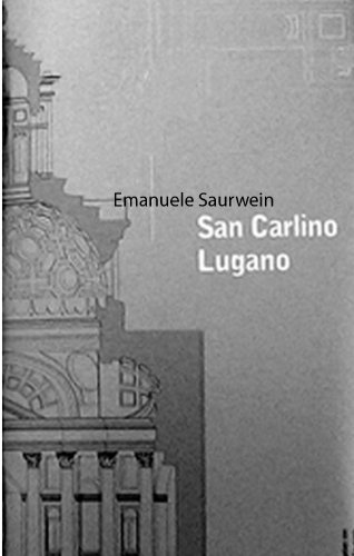 My inky cloak. Notes on the wooden model of the San Carlino in Lugano by Mario Botta (Short Carlino)