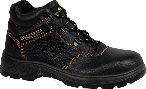 Delta plus calzado - Juego bota piel lantana negro talla 36(1 par)
