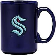 Seattle Kraken Blue El Grande Mug