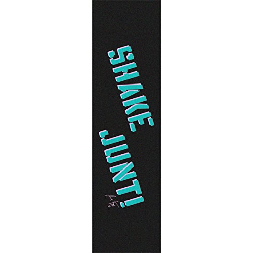 Shake Junt シングルシート FOY BLK/ティール/ピンク 9インチx33インチ