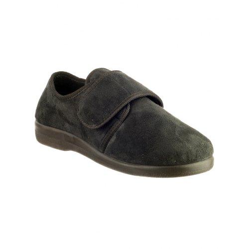 GBS - Zapatillas de Estar Por Casa Hombre Negro