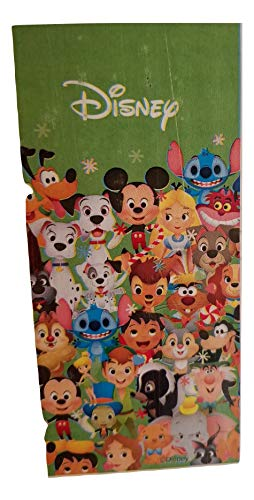 (Disney Fun Characters Theme Gift Wrap - Wrapping Paper 20 sq ft. 1)
