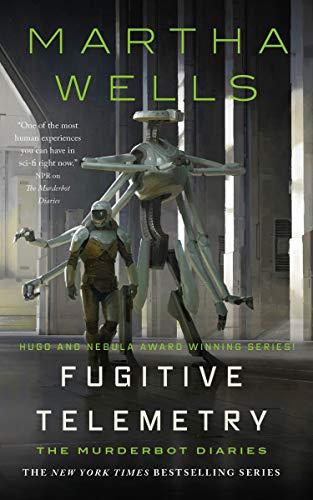 Book Cover: Fugitive Telemetry