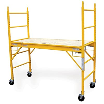 Pro-Series GSSI Multi Purpose Scaffolding, 6-Feet