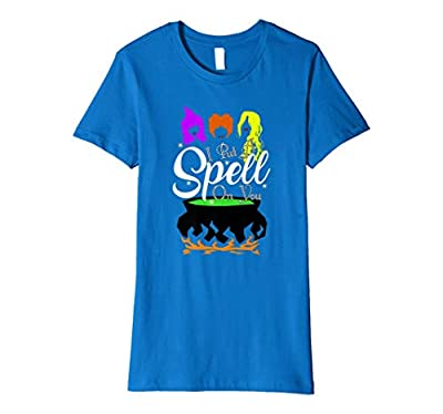 Womens I Put A Spell On You Shirt