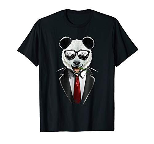 Panda Suit T-Shirt