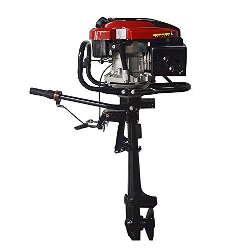 4-stroke 7HP Superior Engine Outboard Motor Inflatable Fishing boat motor (4-stroke 7HP) - 4 Stroke Propeller