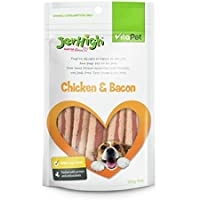 Vitapet Jerhigh Chicken and Bacon Treats 400 g