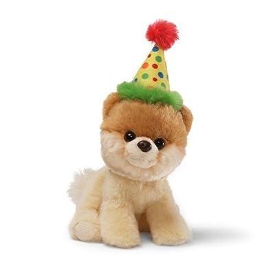 Gund 5 Itty Bitty Boo Happy Birthday Plush New