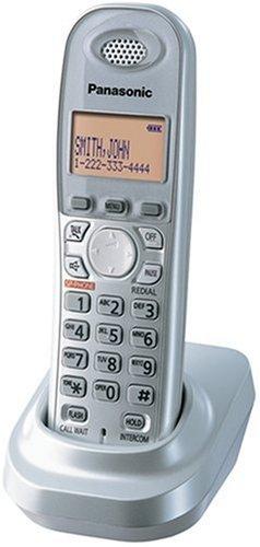 (Panasonic KX-TGA630S Extra Handset for KX-TG9333T ,Silver)