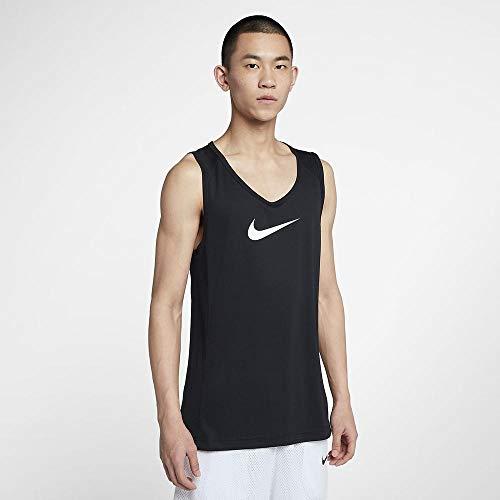 Nike Men's Dry Crossover Basketball Tank Top Black -XL