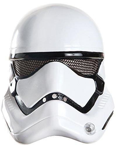 UHC Disney Star Wars Stormtrooper Half Helmet Halloween Costume Mask