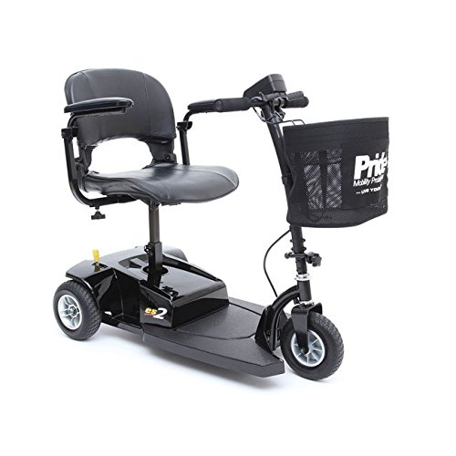 Pride Mobility SC81 GoGo ES 2 Electric Scooter