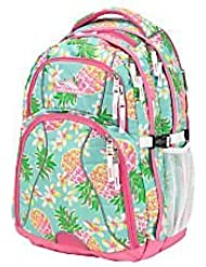 HIGH SIERRA(R) Swerve Backpack For 17 Laptops, Pineapple