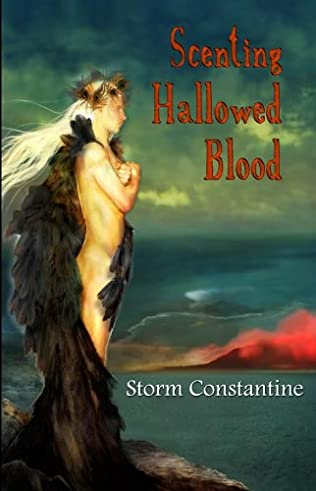 book cover of Scenting Hallowed Blood