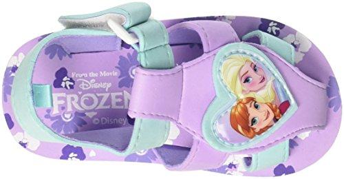 Disney S19485z/Az, Chanclas Para Niñas Rosa (Lilla)