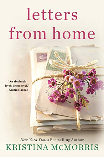 Book cover from Letters from Home by Kristina Mcmorris