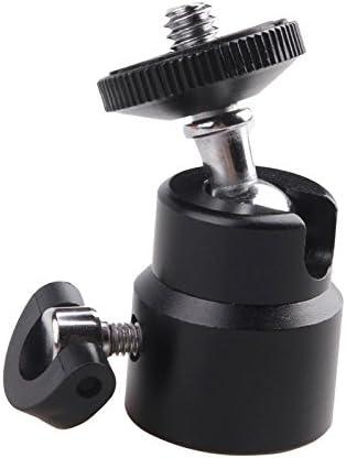 YAM Asm LED Flash Light Holder Sponge Steadicam Handheld Monopod with Gimbal for SLR Camera Color : Orange Orange
