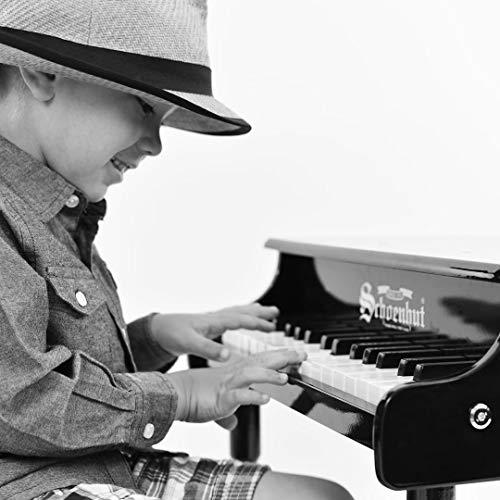 Schoenhut 30 Key Classic Baby Grand with Bench by Schoenhut (Image #2)