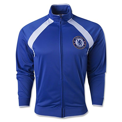 - Chelsea Fc Men's Track Jacket Home Medium Blue