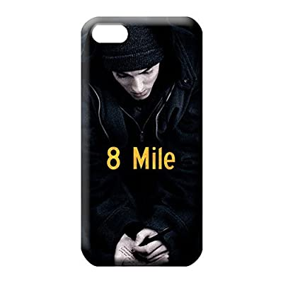 iphone 5c Nice Top Quality phone Hard Cases With Fashion Design phone skins Eminem 8 Mile Pattern