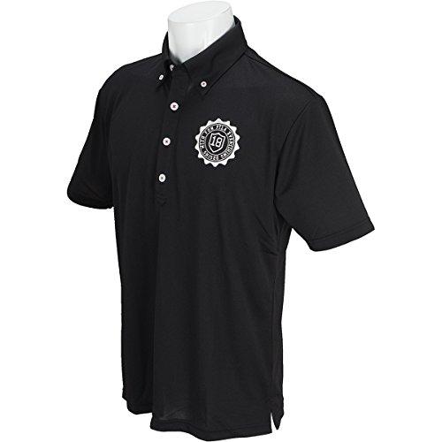 フィラ FILA 半袖シャツ?ポロシャツ 鹿の子 半袖ボタンダウンポロシャツ