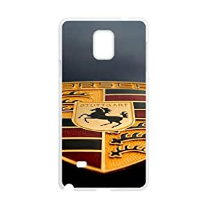 New Style Custom Picture Porsche sign fashion cell phone case for Samsung Galaxy Note4