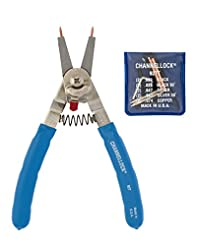 Channellock 927 8-Inch Snap Ring Plier |...