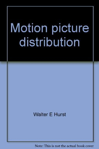 Motion picture distribution (business and/or racket?!?) (Entertainment industry series ; v. - In Mall Hurst