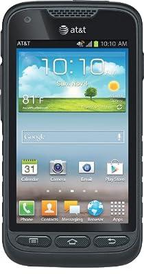 Samsung Galaxy Rugby Pro, Black 8GB (AT&T)