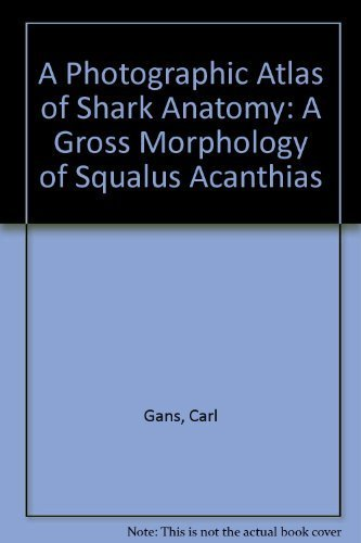 A Photographic Atlas of Shark Anatomy: The Gross Morphology of Squalus Acanthias