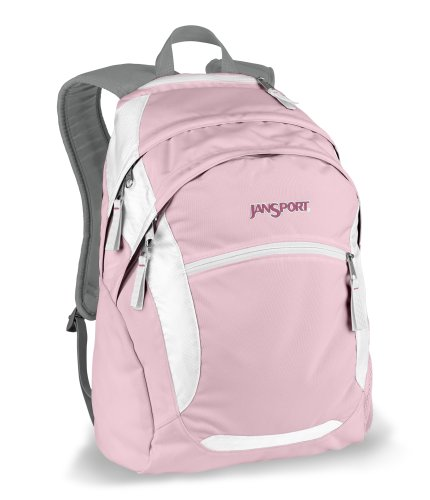JanSport Wasabi Backpack (Pink Pig) (B0018JEZP8) | Amazon price ...