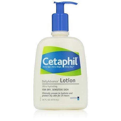 Cetaphil Advance Lotion Sensitive ounces product image