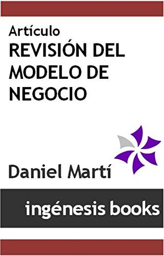 Artículo – Revisión Del Modelo De Negocio