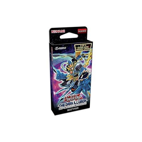 Yu-Gi-Oh! Yu-Gi-Oh! Yu-Gi-Oh! Sammelkartenspiel The Dark Illusion Special Edition 8531e4
