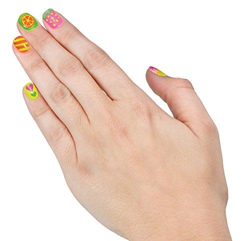 ALEX Toys Spa Glitter Sketch It Nail Pens - Import It All