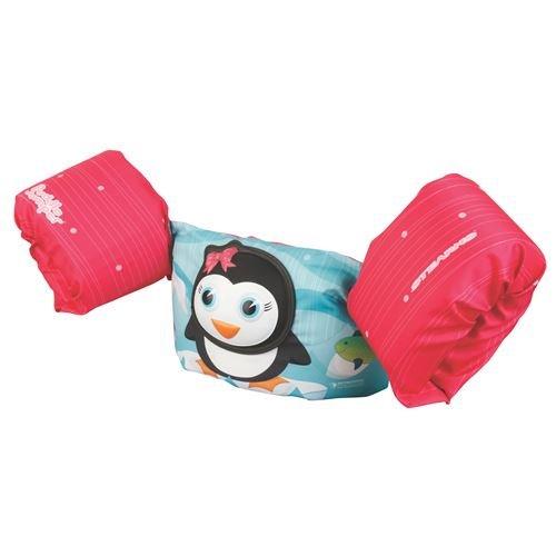 Stearns Coleman Penguin Kids 3D Puddle Jumper Swimming Life Jacket - 3d Penguin