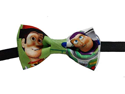 Toy Story Bow Tie, Woody, Buzz Lightyear, Boys and Girls Ages 2 to 5