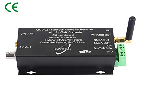 Wireless AIS Receiver + GPS With SeaTalk Converter for sale  Delivered anywhere in USA